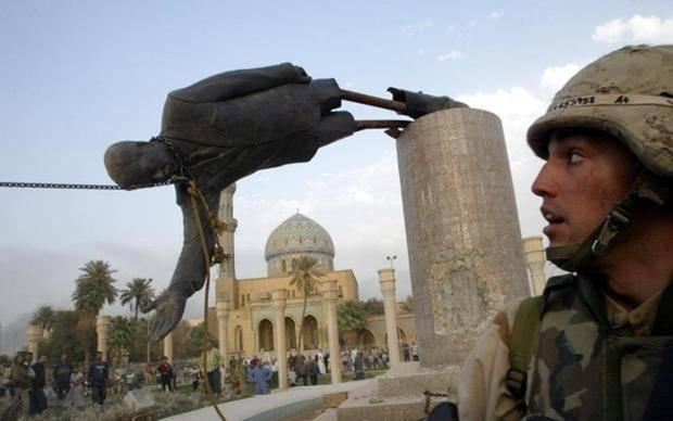 亚博提现出款秒到账_ 伊拉克战争已经由去十多年了 伊拉克人民有没有纪念萨达姆时代