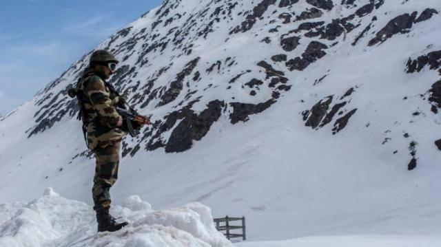 印度太飘了,前线士兵已经收到命令可以首先开枪