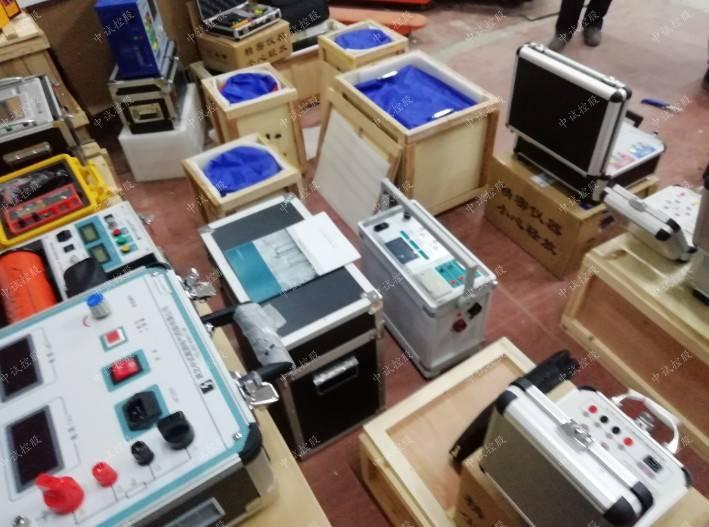 110kV电力试验设备 电力承装修试 挂靠