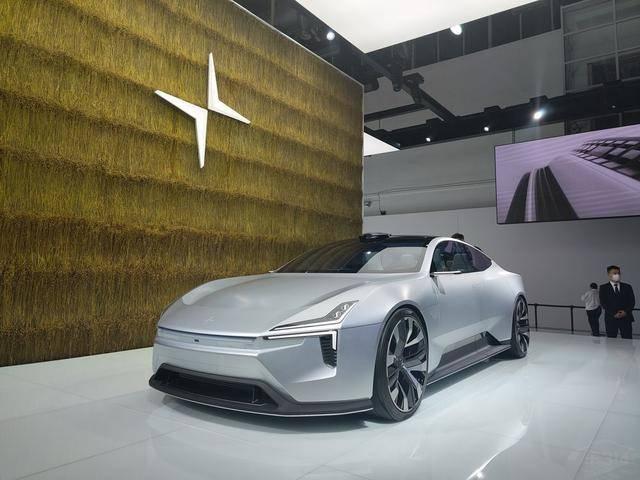 2020年北京车展:电动汽车也有灵魂,观看Polestar-Preceptcof
