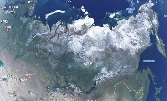 俄罗斯面积1700多万平方公里,它到底是如何举行