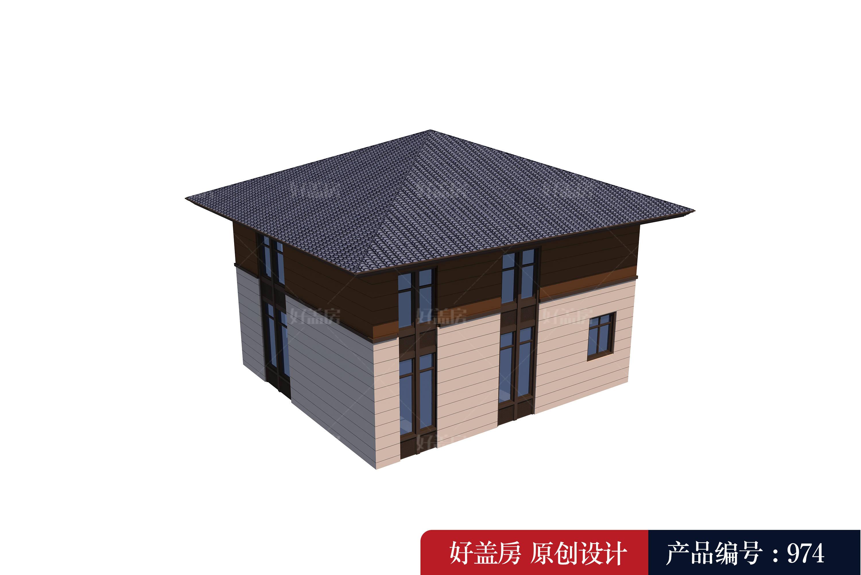 新农村住宅设计图