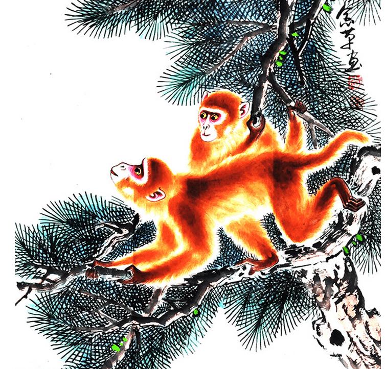 属猴人: 岂非命该如此吗? 特别是40岁, 5