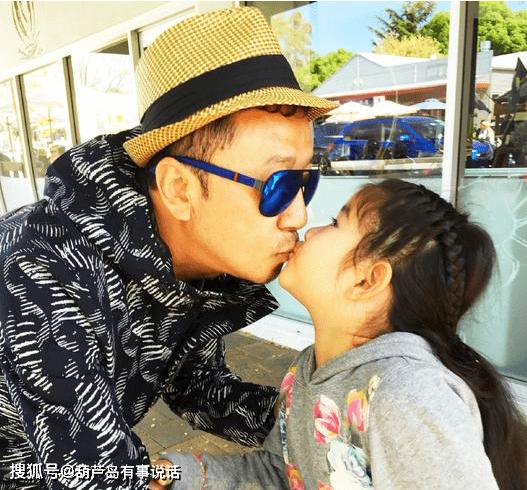 郭涛,娶小自己15岁的李燃,妻美儿帅女萌,郭涛真是不虚此生啊