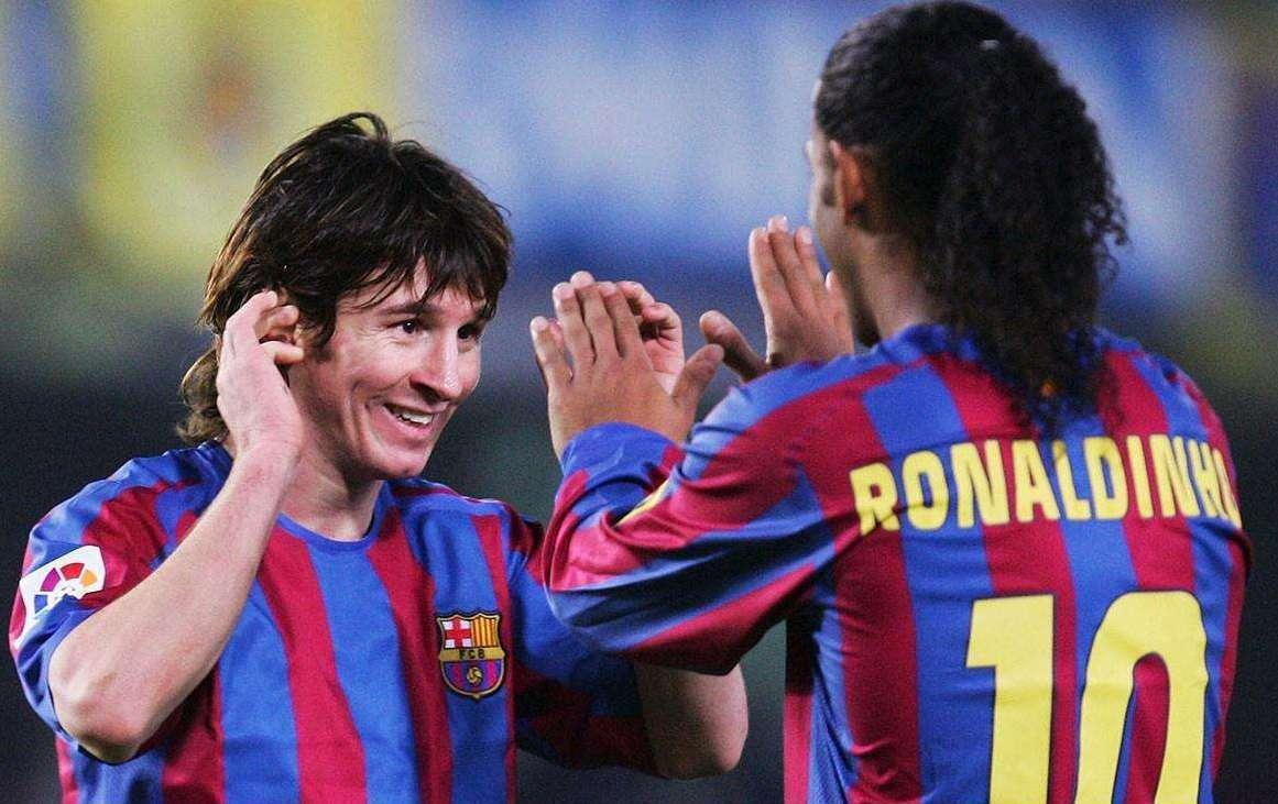 188bet体育官网:如果罗纳尔迪尼奥是欧洲球员 即使状态下滑 他还能在诺坎普挂靴吗?