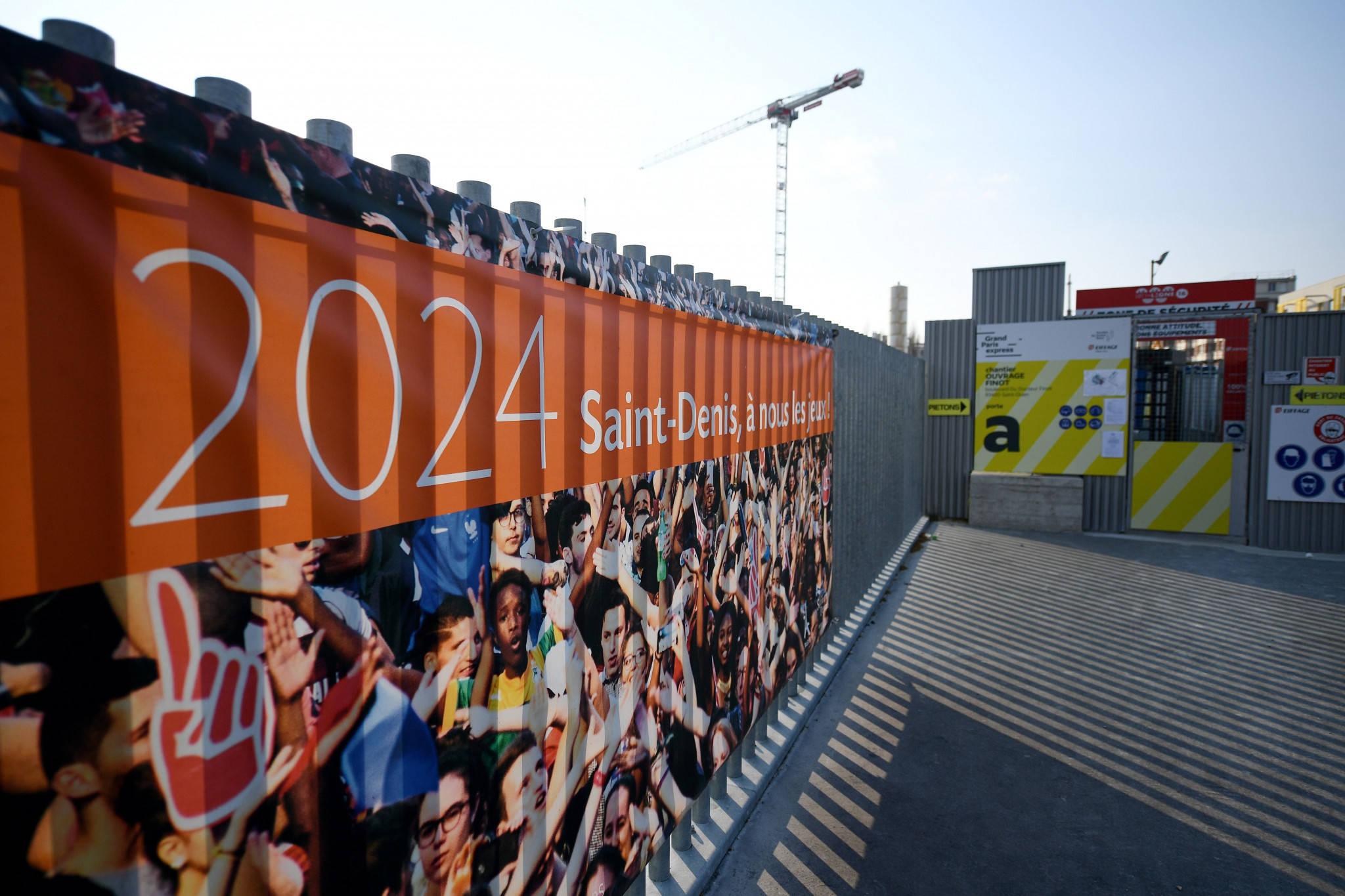 2024巴黎批准更改游水排球场馆 减少奥运会本钱