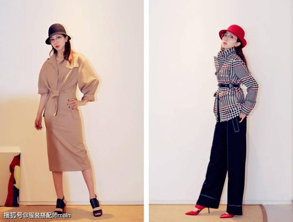 这4位央视女主播不仅台风稳造型更时髦,普通上班族照着穿准没错