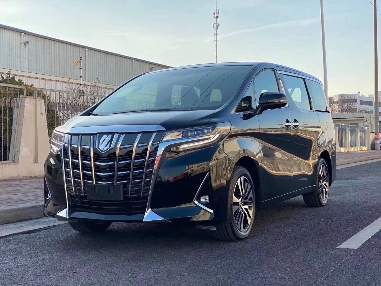 2020丰田爱尔发新市场商务接待舒适驾驶
