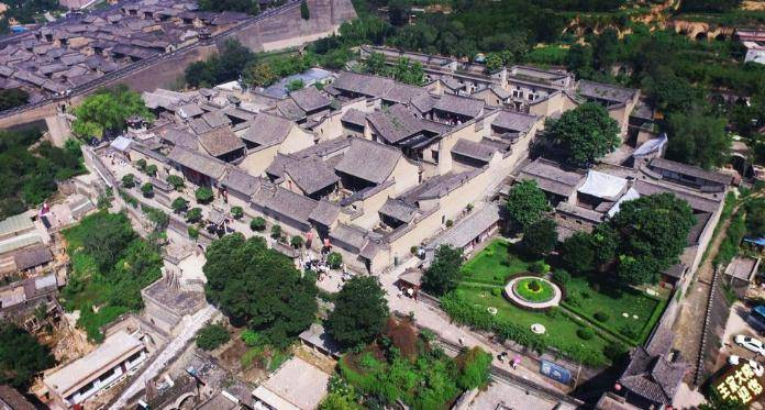 我国最大的私人豪宅:比故宫还大,被称中国民间故宫