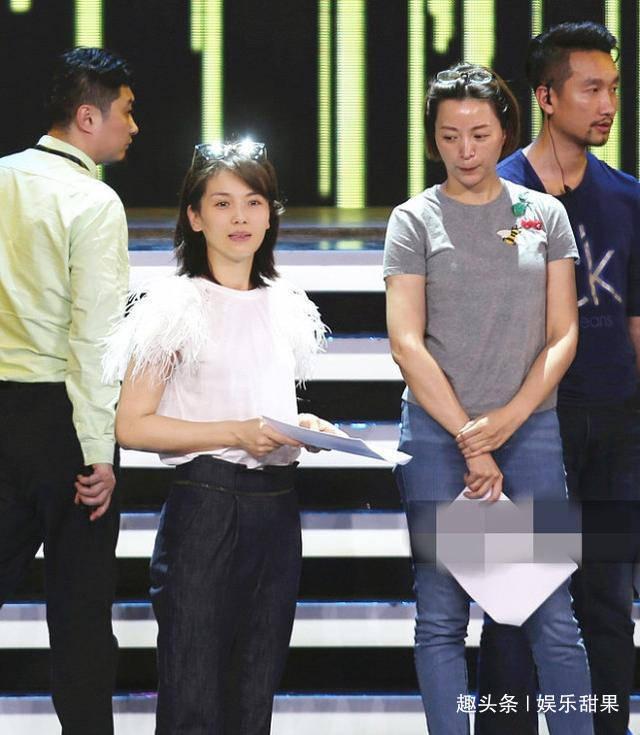 董卿与刘涛同框素颜出镜,同是女神,为何差异这么大?(图4)