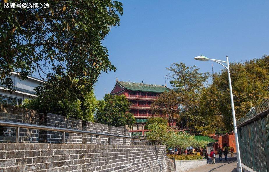 这里的文化博大精深 南越国王赵佗曾热情
