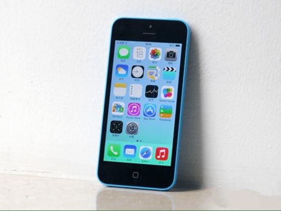 """原创             iPhone 5C被列为过时产品,被评为"""""""