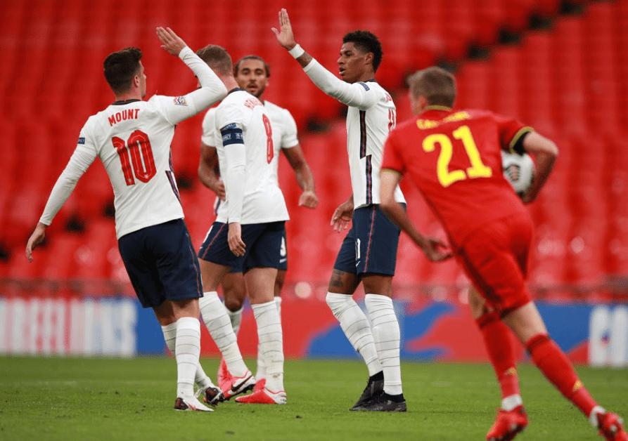 <strong>英格兰首次击败世界第一队 在近21场主场</strong>