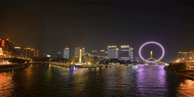 天津最有希望的地区 幸运地被一条新的高