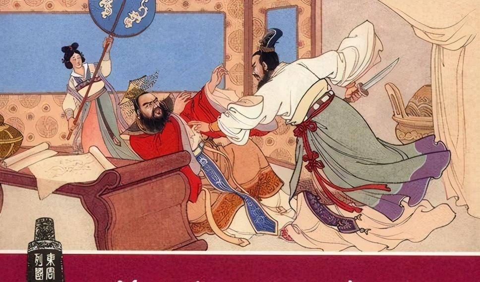 荆轲刺秦王,樊於期主动献出自己的头颅,他就一点儿都不怕死吗?