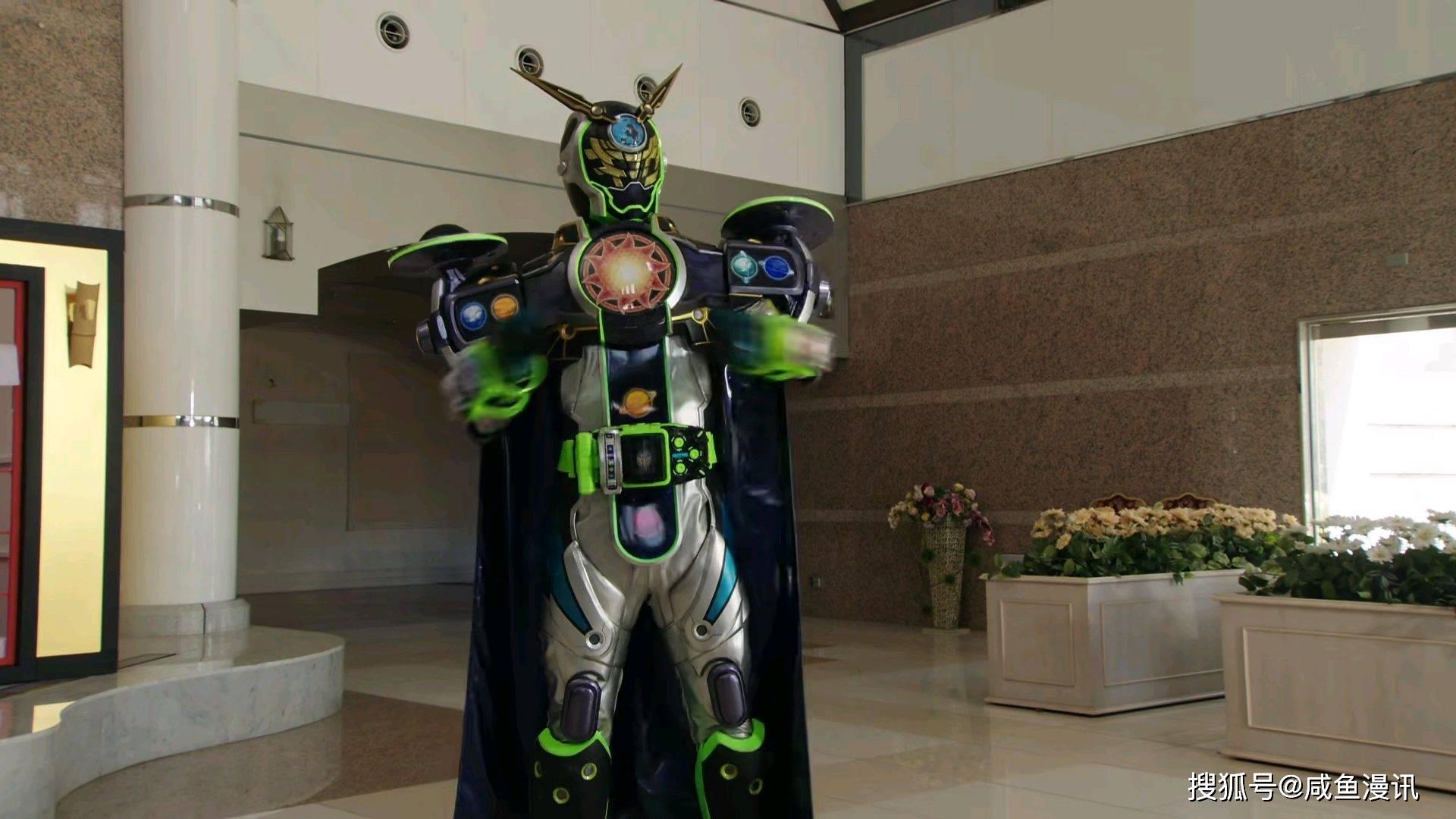 假面骑士:被称为数据怪物系列的骑士剧,设定真的是强无敌_形态