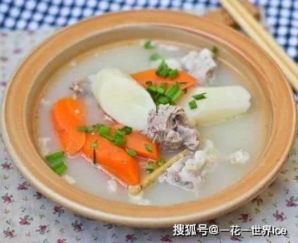 秋冬 吃猪肉不如吃猪肉 30斤的汤营养丰富 喝起来
