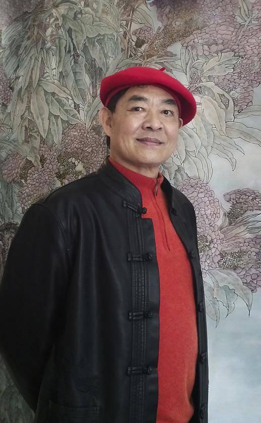 人民美术家--著名画家冯志光
