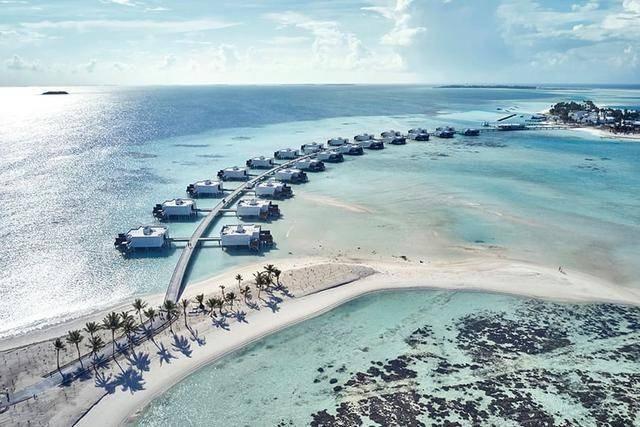 一直想找逼格高又实惠的海岛?马尔代夫悦宜湾是个不错的选择
