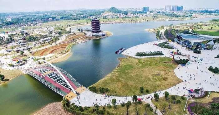 玉林gdp_广西正在快速发展的城市,拥有11座火车站,GDP名列省内第四