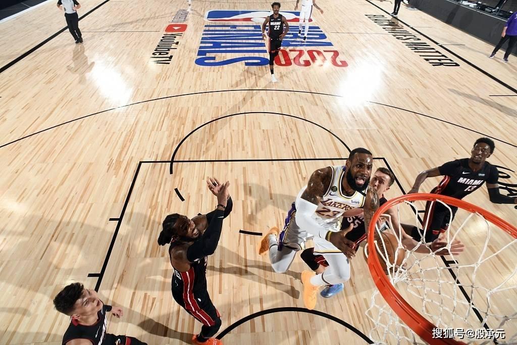 原创             35岁詹姆斯还在进步!总决赛一数据近24年NBA第一