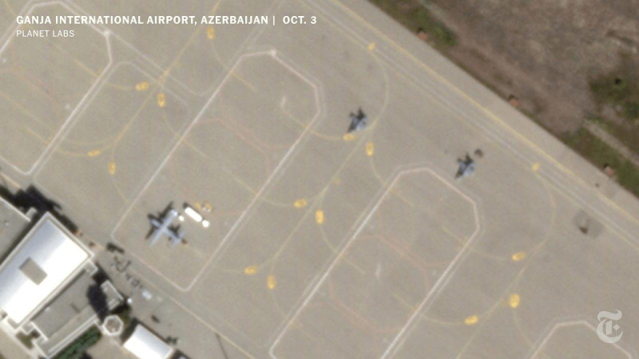 原创   土耳其不装了,公开支持阿塞拜疆,F-16已入场    第3张