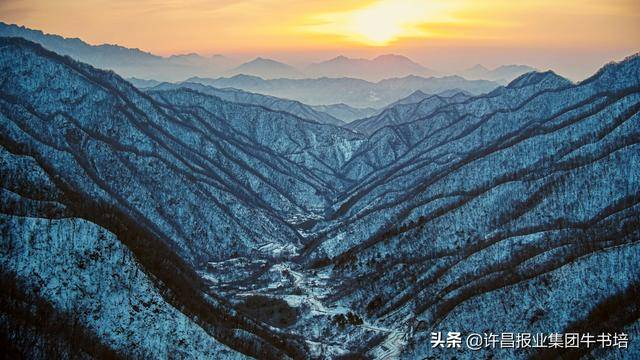 河南许昌:举办白云山中国摄影大奖十大名家风