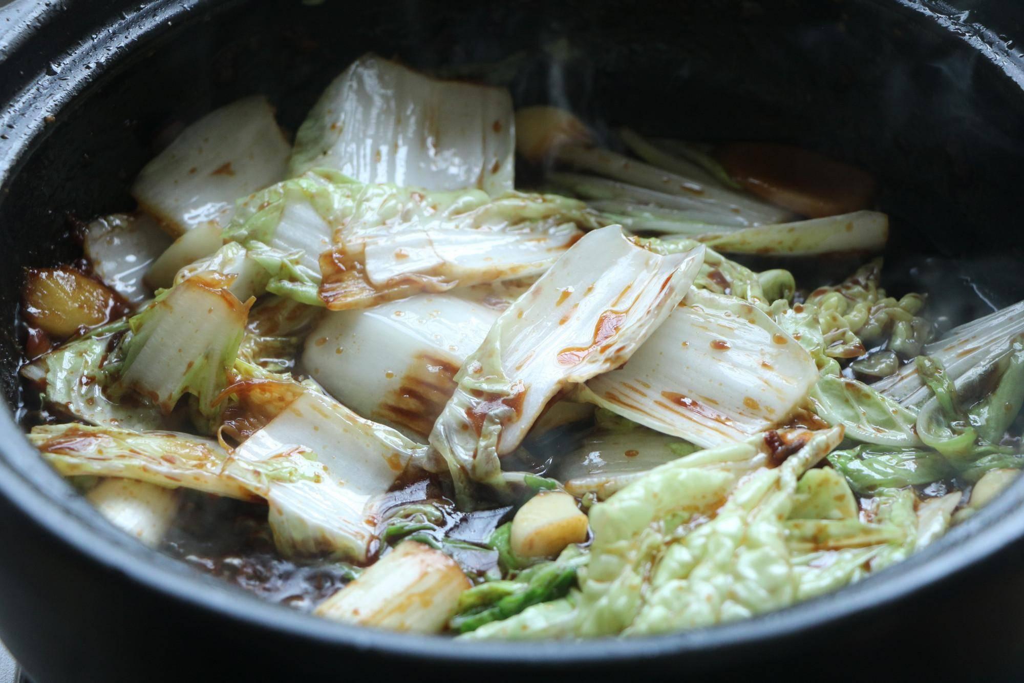天冷了就爱这一锅炖菜,汤汁多好下饭,营养丰富,吃着全身暖和!