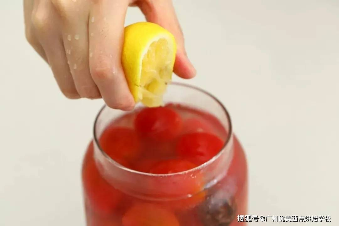 优美西点の零食小吃,酸梅小番茄(又名酸梅圣女果)~