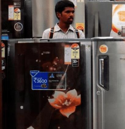 印度人穷到买不起电器?走进印度电器专卖店,