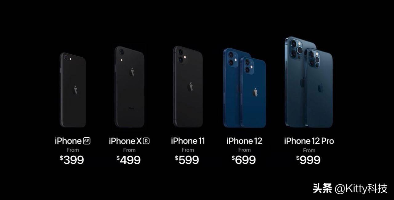 <b>iPhone 12正式发布 新苹果手机值得入手吗?</b>