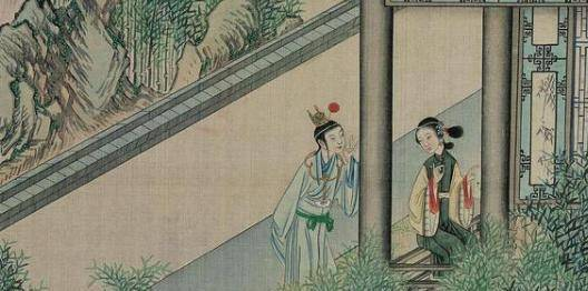 王熙凤带队临检大观园时,只有薛宝钗没有检查