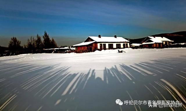 「冬季摄影」为你盘点呼伦贝尔美丽的冬