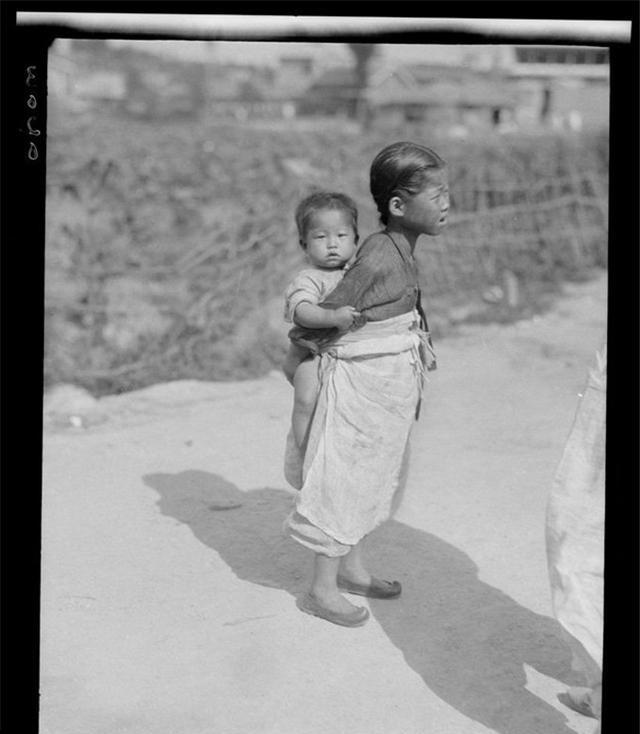 1920年月的韩国首尔 看不出像一座都会 就是大农村:OD体育(图3)