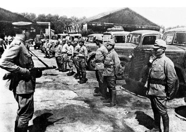 在第二次世界大战期间,为什么被俘的日本士兵