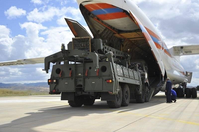 现在退货还来得及,土耳其试射S-400防空导弹,美国不满欲加大制裁