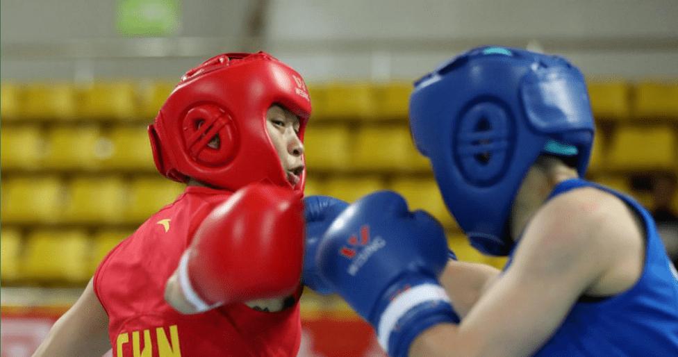 全国女子拳击锦标赛第三比赛日战