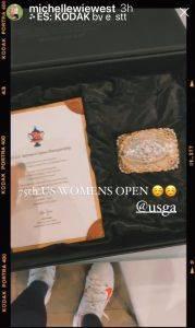 魏圣美已申请参加美国女子公开赛 或带女儿一同出行