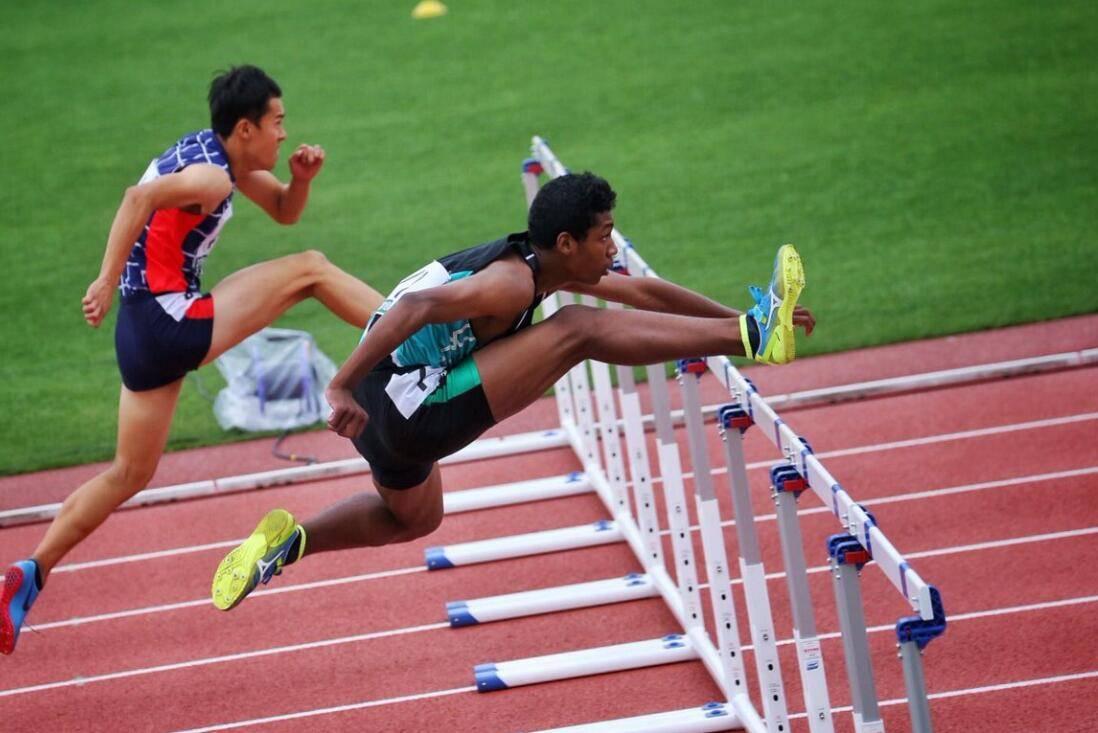 日本田坛再现混血天才 18岁小将110米栏飙13秒28