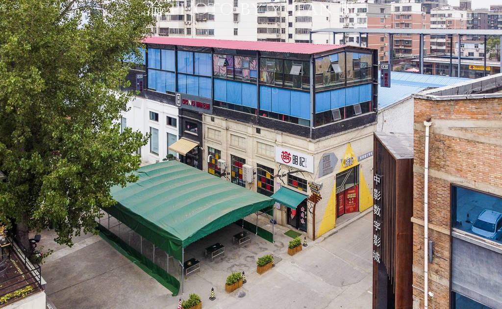 河南也有798,由洛阳东方红老厂改造而成,却大隐于市鲜为人知