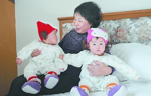 恒达首页64岁的盛奶奶通过试管婴儿生下了双胞胎的10年后,她现况如何了?(图4)