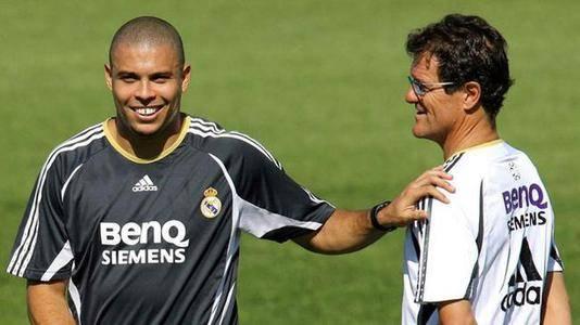 卡佩罗承认自己低估过罗纳尔多的职业素养,想不到他会当球队老板