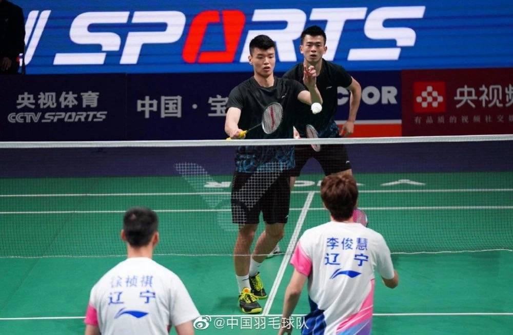 羽毛球全锦赛浙江湖南会师男团决赛 女团福建上海争冠