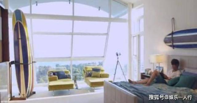 晒晒李敏镐现实中的家,卧室装修最有创意,整面墙都改成玻璃幕墙