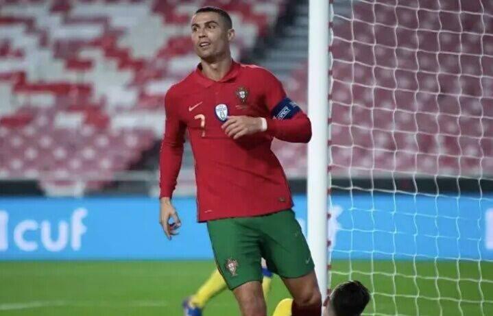 1队24年仅胜7场,今0:7惨败给葡萄牙,但曾平强壮国足