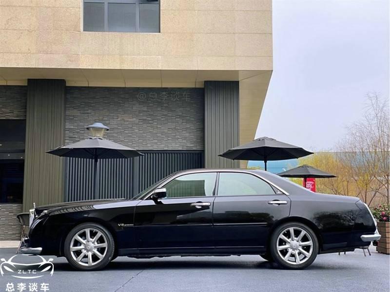 原浩亨山寨改装车,原型车卖了66万,外壳直接卖了115万