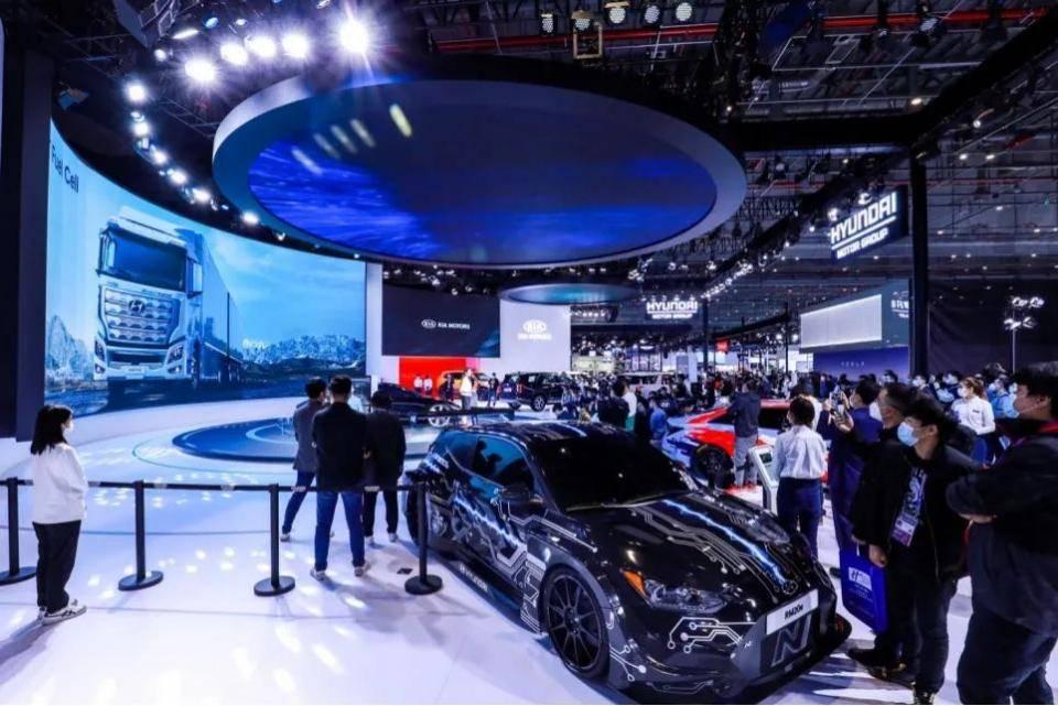 进博会虽落幕,但车企未来的发展方向已愈加明朗