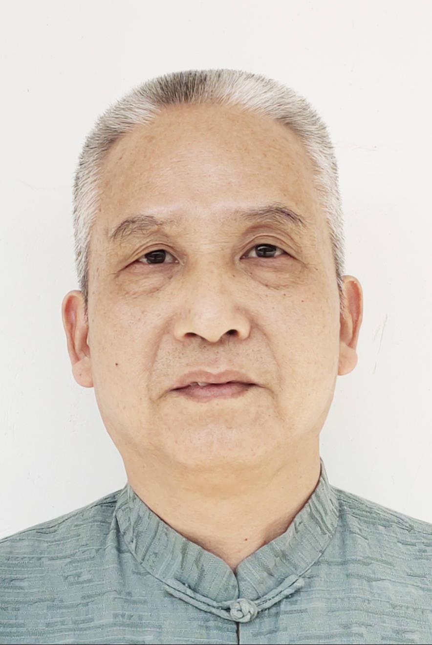刘友福,著名毛体书法家,国家一级书法师