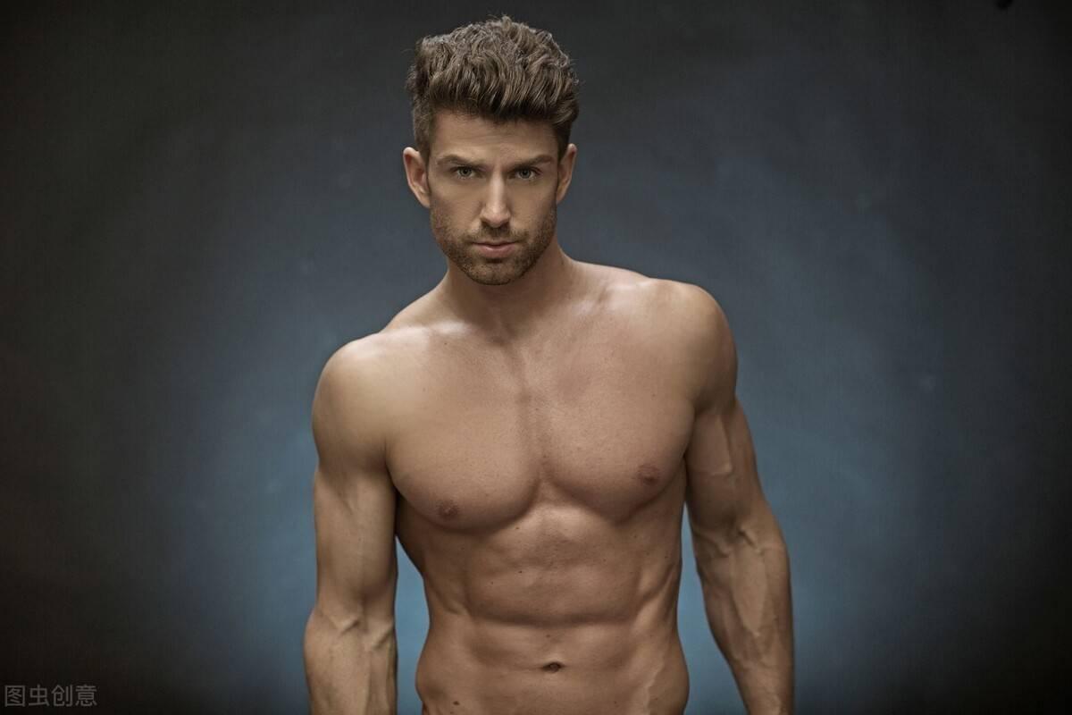 长期锻炼的肌肉型男,若停止锻炼后,身体有什么变化?_健身