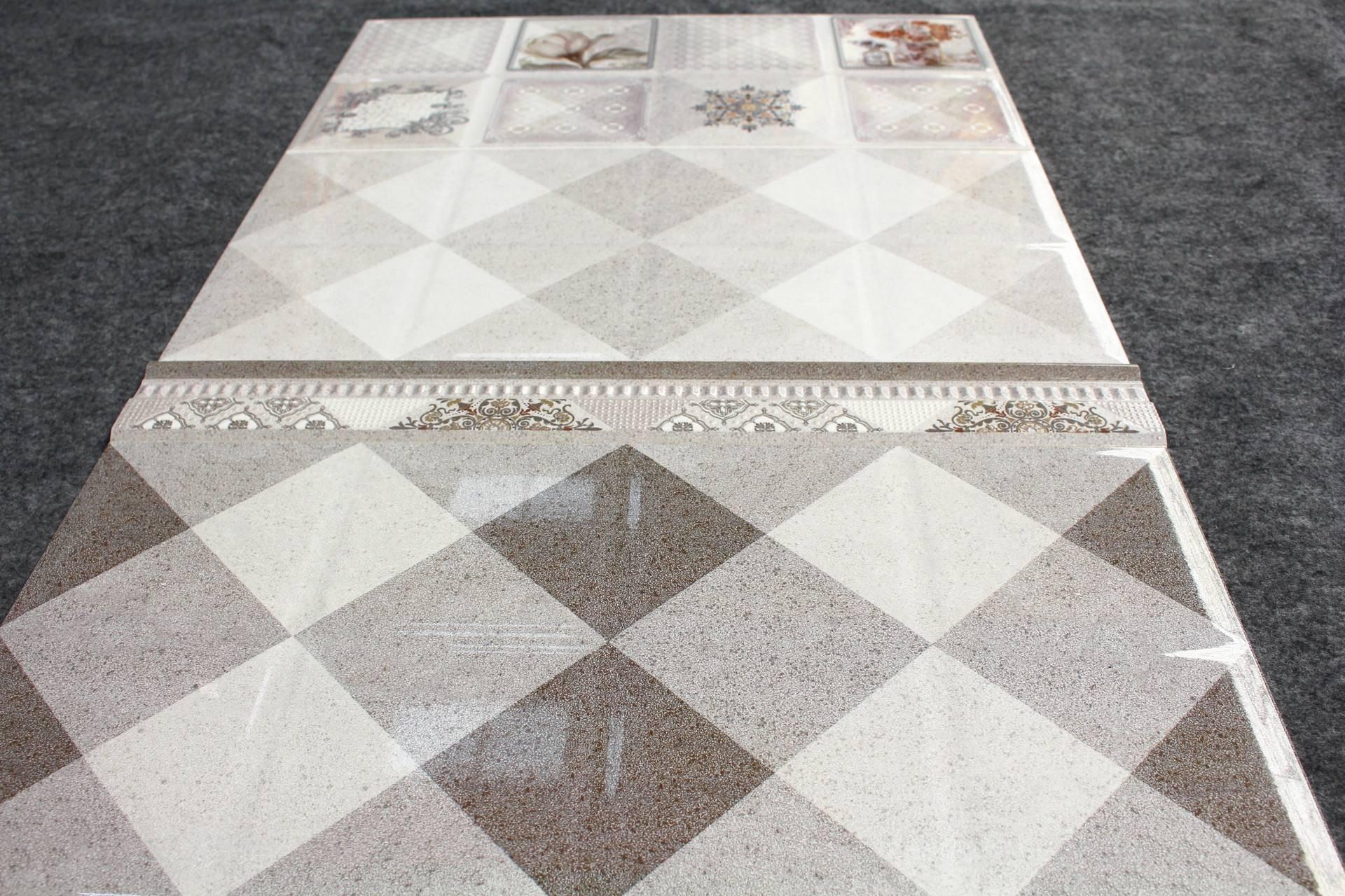 家庭装修适合抛釉砖还是通体砖